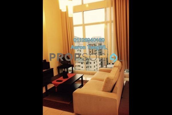 For Sale Duplex at Casa Suites, Petaling Jaya Freehold Fully Furnished 2R/2B 760k