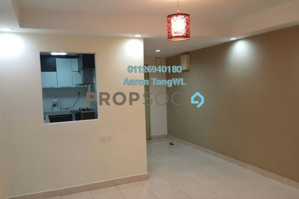For Sale Condominium at Casa Prima, Kepong Leasehold Semi Furnished 3R/2B 460k