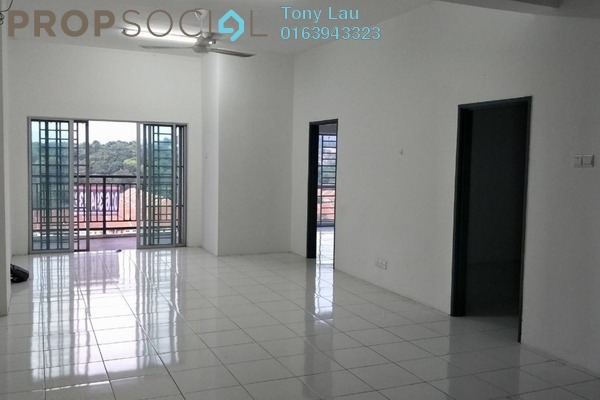 For Rent Apartment at Suria Residence, Bandar Mahkota Cheras Freehold Unfurnished 3R/2B 900translationmissing:en.pricing.unit