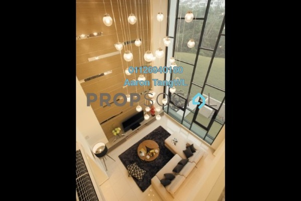 For Sale Villa at Laman Vila, Segambut Freehold Semi Furnished 6R/6B 4.2m