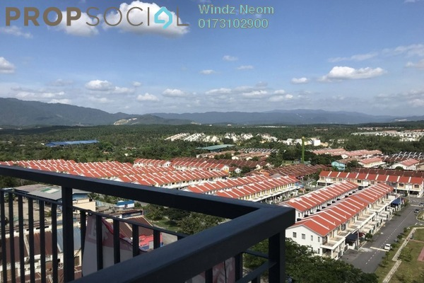 For Rent Serviced Residence at Ascotte Boulevard, Semenyih Freehold Unfurnished 3R/2B 900translationmissing:en.pricing.unit