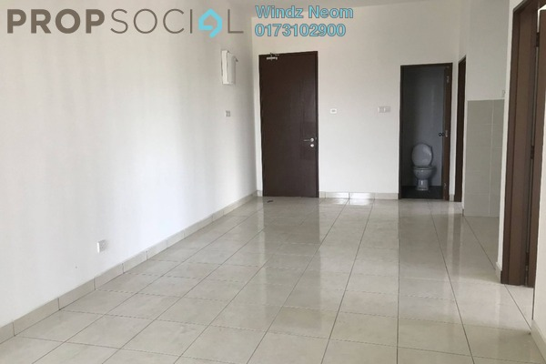 For Sale Serviced Residence at Ascotte Boulevard, Semenyih Freehold Unfurnished 3R/2B 350k