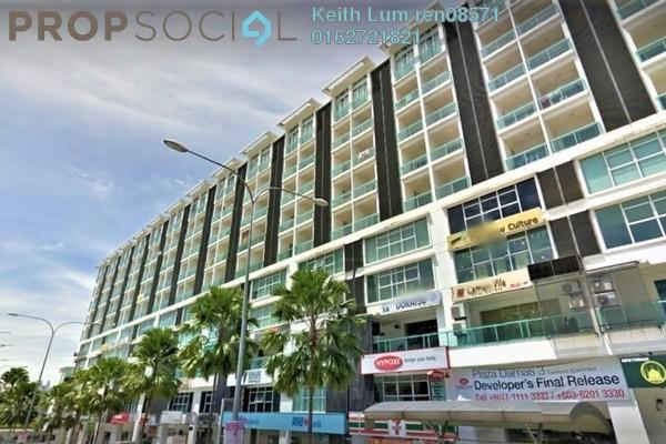 For Rent Condominium at Plaza Damas 3, Sri Hartamas Freehold Fully Furnished 1R/1B 1.7k