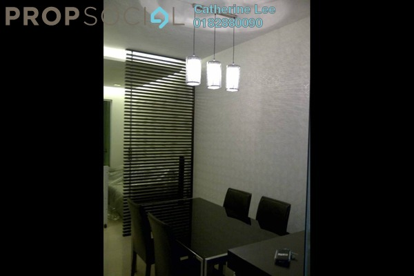 For Rent Condominium at Solaris Dutamas, Dutamas Freehold Fully Furnished 1R/2B 3.2k
