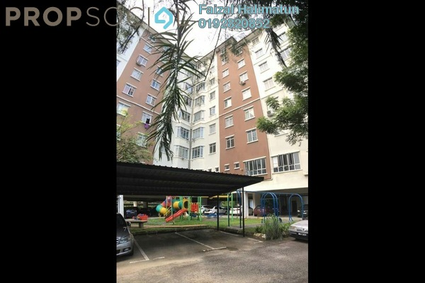For Sale Apartment at Suria Subang Apartment, Shah Alam Freehold Unfurnished 3R/2B 258k