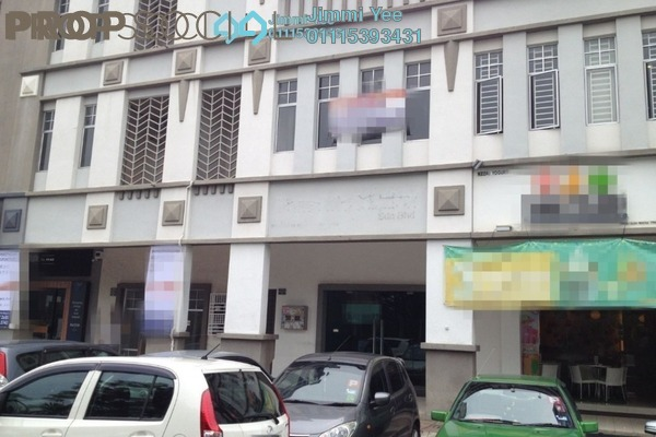For Rent Shop at The Corner @ Alam Damai, Alam Damai Freehold Unfurnished 0R/0B 4.5k