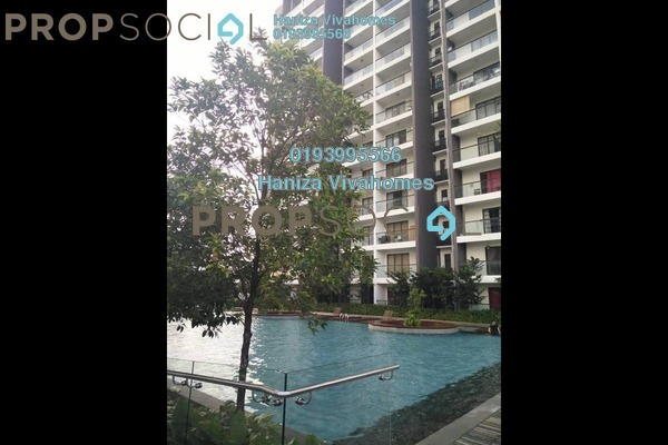 For Sale Condominium at Urban 360, Gombak Freehold Unfurnished 3R/2B 500k