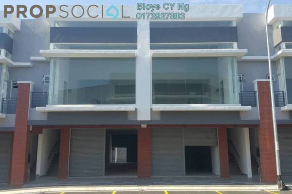 For Rent Shop at Cheras Traders Square, Cheras South Freehold Unfurnished 0R/2B 5.5k