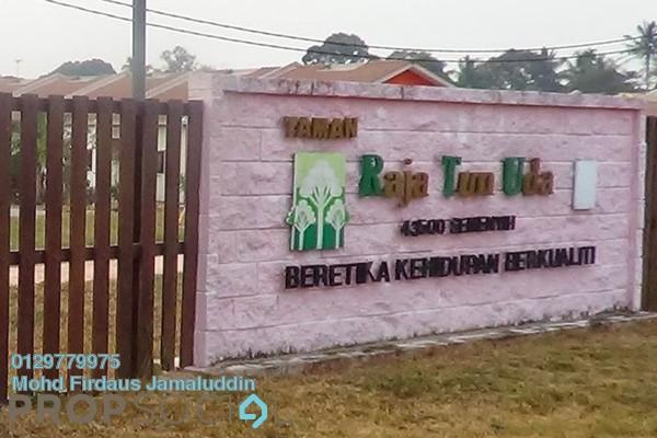 For Sale Terrace at Taman Raja Tun Uda, Semenyih Freehold Unfurnished 3R/2B 360k