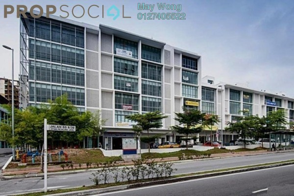 For Rent Office at PJ 21, Kelana Jaya Freehold Unfurnished 0R/0B 3k