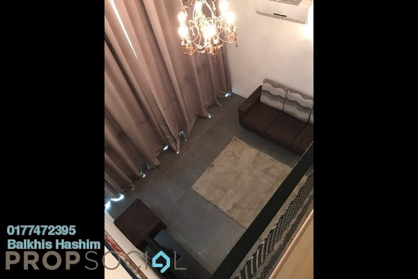For Rent Duplex at Empire Damansara, Damansara Perdana Freehold Fully Furnished 1R/2B 1.65k