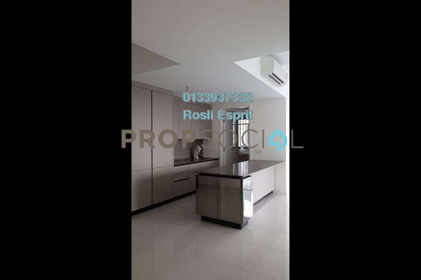 For Sale Condominium at Residensi 22, Mont Kiara Freehold Semi Furnished 3R/3B 1.7m
