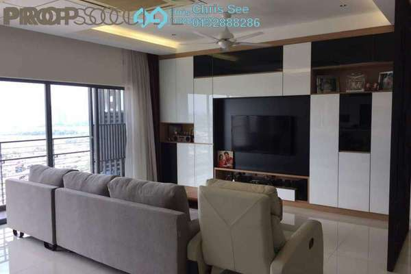 For Rent Condominium at Setia Walk, Pusat Bandar Puchong Freehold Fully Furnished 4R/4B 5k
