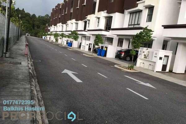 For Rent Townhouse at 50 Residensi, Cahaya SPK Freehold Semi Furnished 5R/3B 3.1k