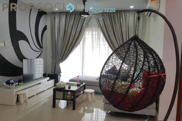 For Sale Condominium at Puri Tower, Puchong Freehold Semi Furnished 2R/2B 460k