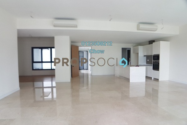 For Sale Condominium at The Greens, TTDI Freehold Semi Furnished 3R/4B 2.82m