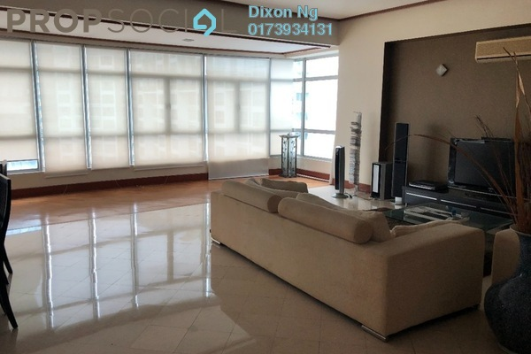 For Sale Condominium at Suasana Sentral Condominium, KL Sentral Freehold Fully Furnished 5R/4B 1.7m