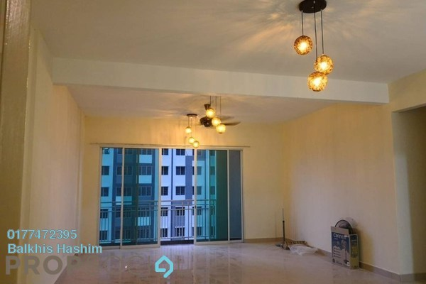 For Rent Condominium at Tambun Royale City, Bukit Tambun Freehold Unfurnished 4R/3B 1.2k