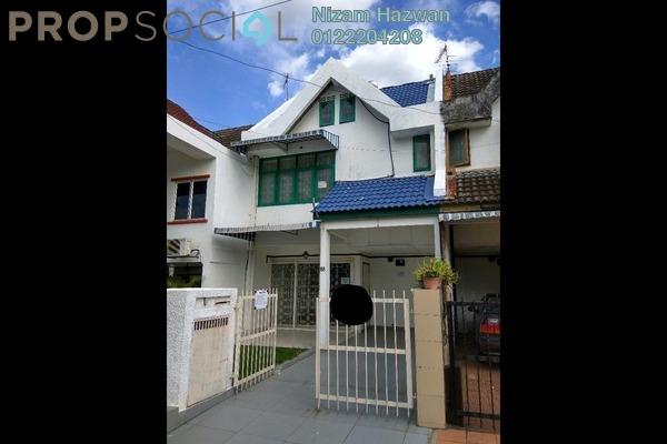 For Sale Terrace at One Jelatek, Setiawangsa Freehold Unfurnished 3R/3B 780k