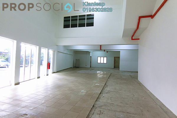 For Rent Shop at Pusat Perindustrian Sungai Chua, Kajang Freehold Unfurnished 0R/0B 8.5k
