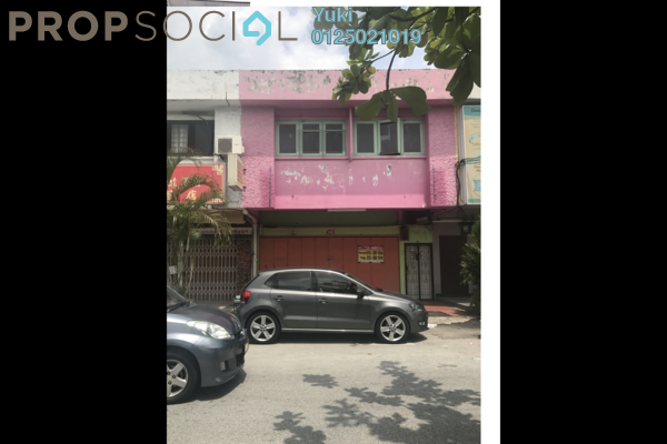 For Rent Shop at Ipoh New Town, Ipoh Freehold Unfurnished 0R/0B 1.6k