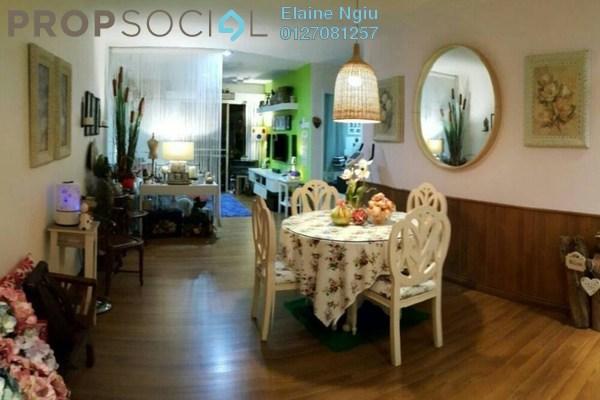 For Sale Apartment at Taman Putra Sulaiman, Ampang Freehold Semi Furnished 3R/2B 450k