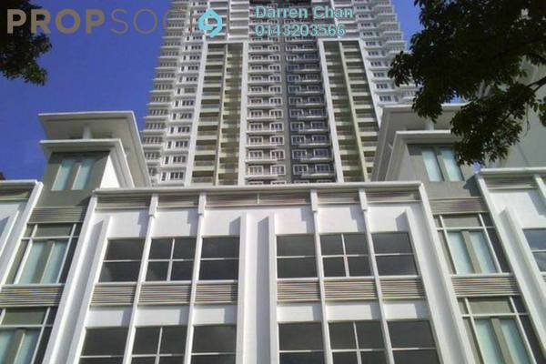 For Rent Condominium at Endah Promenade, Sri Petaling Freehold Semi Furnished 3R/2B 1.9k