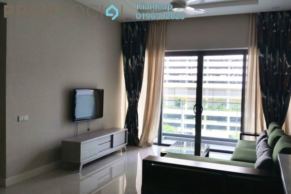 For Rent Condominium at Reflection Residences, Mutiara Damansara Freehold Fully Furnished 3R/2B 3.7k