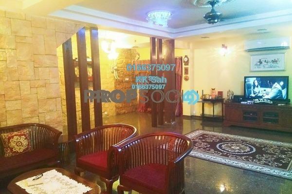 For Sale Terrace at Mutiara Bukit Raja 1, Klang Freehold Fully Furnished 5R/3B 775k