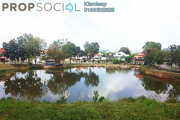 For Sale Bungalow at Rasah Kemayan, Seremban 2 Freehold Semi Furnished 4R/4B 628k