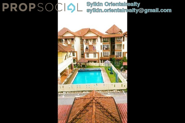 For Sale Townhouse at Gardenville Townvilla, Selayang Heights Freehold Unfurnished 3R/2B 320k
