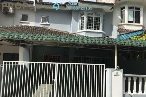 For Rent Terrace at Ukay Perdana, Ukay Freehold Semi Furnished 4R/3B 2.3k