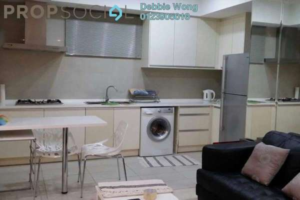 For Rent Condominium at Kiaraville, Mont Kiara Freehold Fully Furnished 0R/1B 2.6k