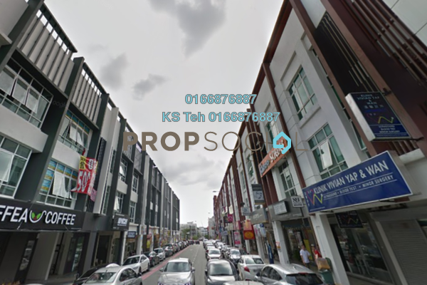 For Sale Shop at Bandar Baru Sri Petaling, Sri Petaling Freehold Unfurnished 0R/4B 15m