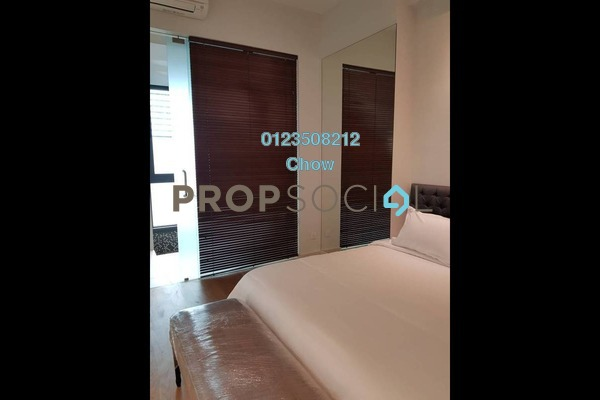For Rent Condominium at Vogue Suites One @ KL Eco City, Mid Valley City Freehold Fully Furnished 1R/1B 3.3k