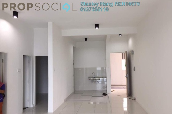 For Sale Condominium at Skypod, Bandar Puchong Jaya Freehold Unfurnished 3R/2B 618k