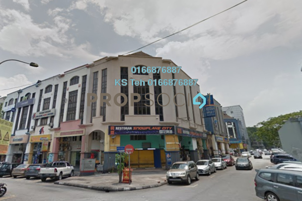 For Sale Shop at Kuchai Entrepreneurs Park, Kuchai Lama Freehold Unfurnished 0R/5B 8.8m