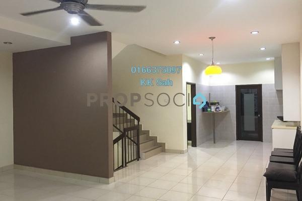 For Sale Terrace at Taman Kajang Baru, Kajang Freehold Semi Furnished 5R/4B 758k