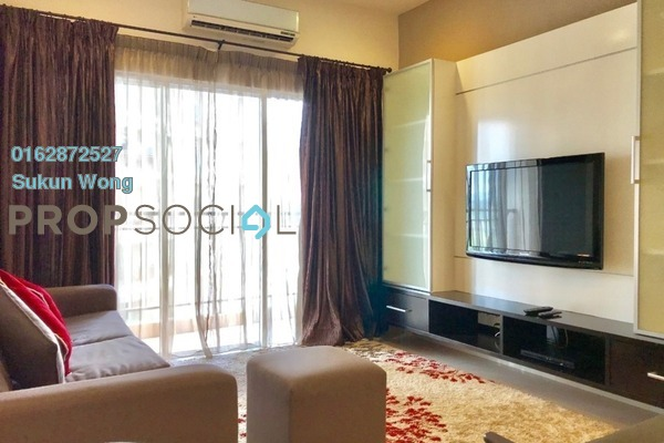 For Rent Condominium at Windsor Tower, Sri Hartamas Freehold Fully Furnished 3R/2B 4.3k