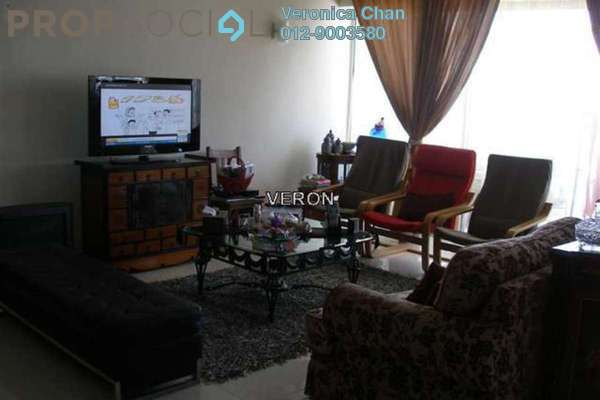 For Sale Condominium at The Plaza Condominium, TTDI Freehold Fully Furnished 3R/3B 1.2百万