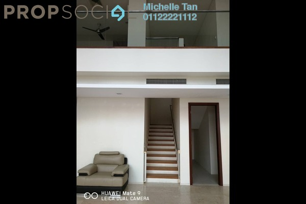 For Rent Duplex at Dua Residency, KLCC Freehold Semi Furnished 5R/6B 12k