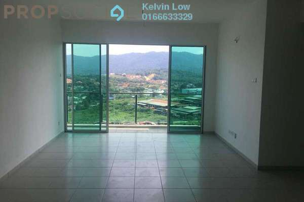 For Rent Condominium at The Zizz, Damansara Damai Freehold Semi Furnished 3R/2B 1.3k