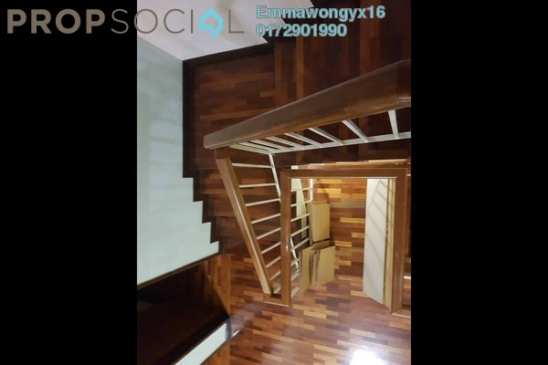 For Sale Terrace at Taman Megah, Kepong Freehold Semi Furnished 4R/3B 1.28m