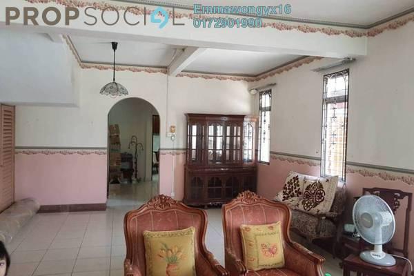 For Sale Terrace at Taman Selayang Utama, Selayang Freehold Semi Furnished 4R/3B 980k