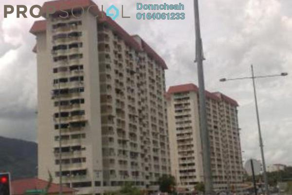 For Rent Condominium at Taman Lone Pine, Farlim Freehold Semi Furnished 3R/2B 800translationmissing:en.pricing.unit