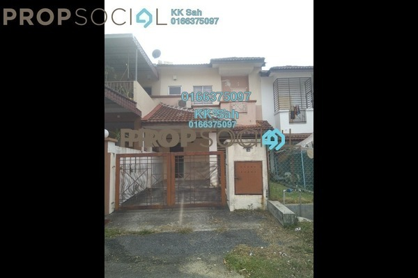 For Sale Link at Taman Sentosa, Klang Freehold Unfurnished 2R/1B 255k