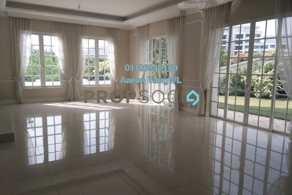 For Sale Bungalow at The Residence, Mont Kiara Freehold Semi Furnished 7R/9B 9m