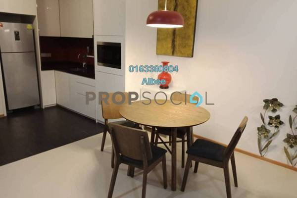 For Rent Condominium at Arcoris, Mont Kiara Freehold Fully Furnished 0R/1B 2.8k