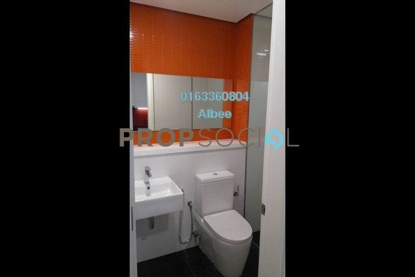For Rent Condominium at Arcoris, Mont Kiara Freehold Semi Furnished 0R/1B 2.3k