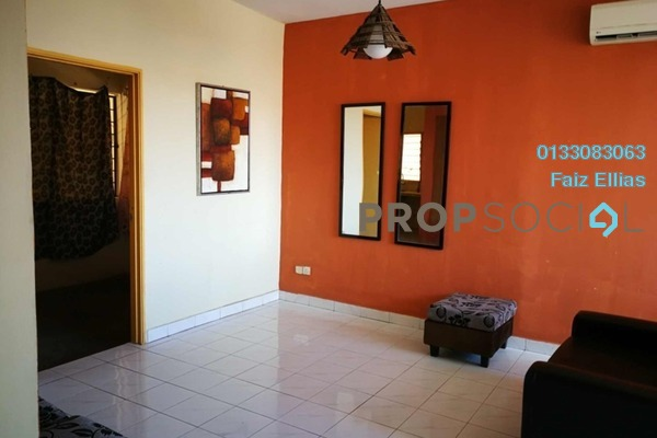 For Sale Apartment at Intana Ria, Kajang Freehold Semi Furnished 3R/2B 295k